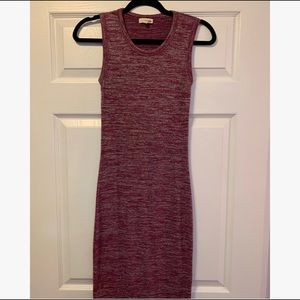 Aritzia Wilfred Free Bruni dress